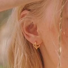 [기현 착용][silver925]petit ball earring
