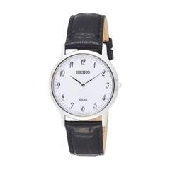 세이코 SUP863P1 가죽밴드 시계