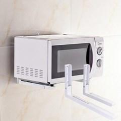 TV정수기선반/전자렌지대/렌지다이/주방수납장/벽선반