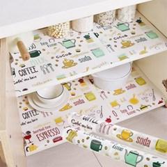 씽크대서랍 냉장고 테이블 식탁 투명 매트 주방시트지