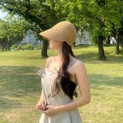 메이 라탄 보넷 캡 모자