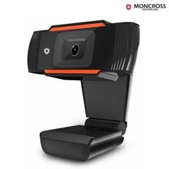 몽크로스 온라인수업 영상 방송 회의 스트리밍 마이크 화상캠 웹캠