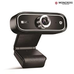 몽크로스 FHD 웹캠 카메라 온라인수업 강의 방송 회의 영상 스트리밍