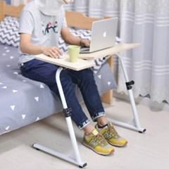 이동식 접이식 간이 좌식 컴퓨터 침대 책상 티 테이블