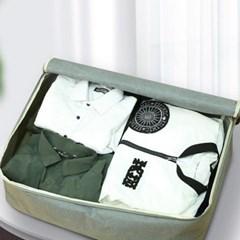 여행용 린넨 대형 가방 보조 짐가방 통큰수납정리백