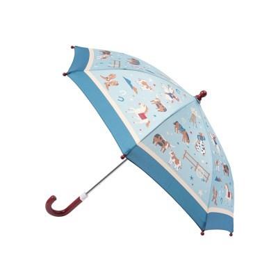 프린티드 우산 - 웨스턴