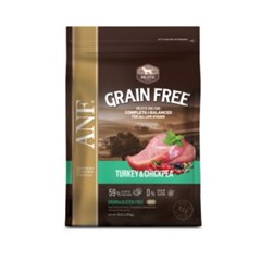 ANF 독 그레인프리 칠면조&병아리콩 2.72kg