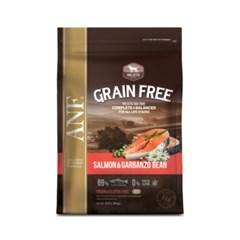 ANF 독 그레인프리 연어&병아리콩 2.72kg
