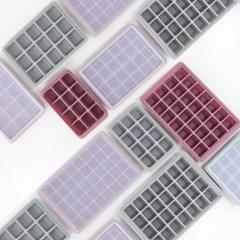 실리콘 뚜껑 사각 얼음틀 아이스트레이 모음