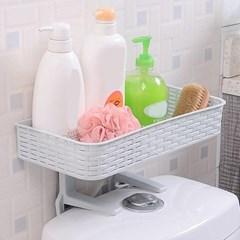 욕실 변기자투리 코너수납장 벽걸이선반