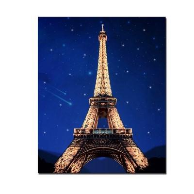 DIY LED 페인팅 - 파리 에펠탑 LP06 (40x50)_(1622562)