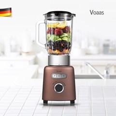 [보아스] 1.5L 대용량 얼음분쇄 고속 블랜더 믹서기 VO-M01