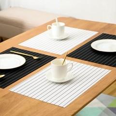 디자인 방수 식탁보 테이블 보 식탁 매트 커버 러너