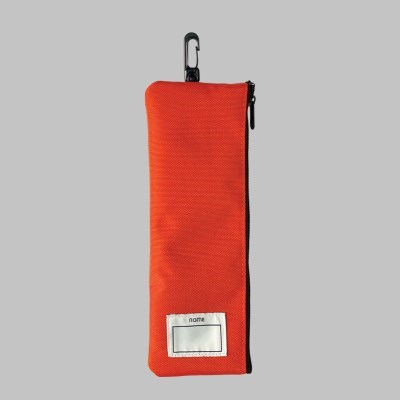 SPOON POUCH (RED ORANGE)