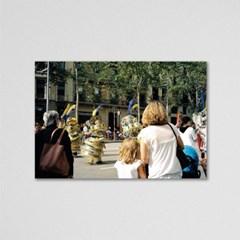 마치스가든 A3 유럽 파리 포스터 [Parade]