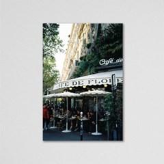 마치스가든 A3 유럽 파리 포스터 [Cafe de Flore]