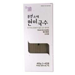 평창팜 소애100프로 현미국수 400g 3-4인분