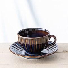 순수화 라인 커피잔 세트