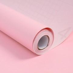 하이홈 이지 셀프 인테리어 벽 시트지(핑크/B)