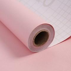 하이홈 이지 셀프 인테리어 벽 시트지(핑크/A)
