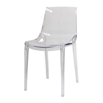베네 클리어 의자[SH003469]