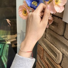 [CCNMADE] 핸드메이드 소원팔찌 날개단