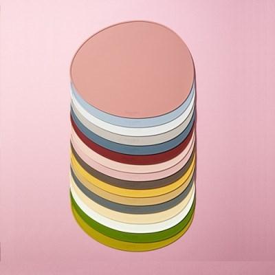 아모르 실리콘 테이블매트 페블 16colors