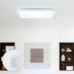 LED 로고스 리모컨 거실등 100W