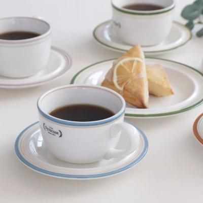 시라쿠스 메이플 코지 - 커피잔 4color