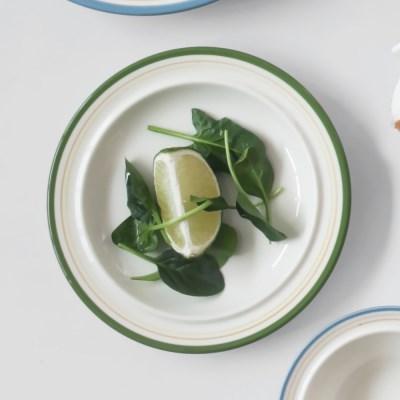시라쿠스 메이플 코지 - 접시 7인치 4color