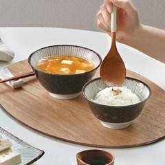 쿠센 공기 대접 택1P / 밥그릇 국그릇 도자기그릇