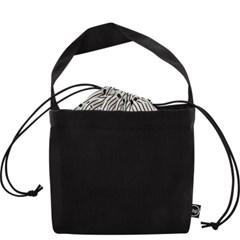 Easy Miller Black Cooler Plump Bag