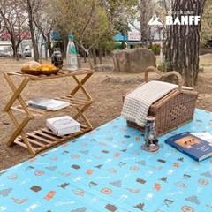 밴프 3단 엠보싱매트240 캠퍼