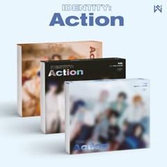 위아이(WEi) - 미니 3집 [IDENTITY:Action](3종 세트)