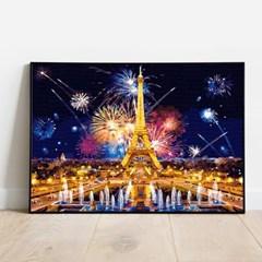플레이어바웃 명화그리기 에펠탑 축제 캔버스페인팅 DIY