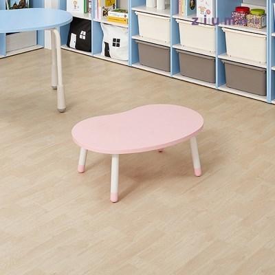 생활지음 미오 완두콩 유아동 키즈 테이블 책상 3컬러 (높이고정형)