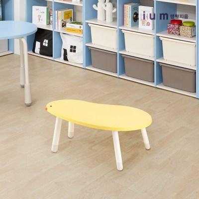 생활지음 미오 병아리 유아동 키즈 테이블 책상 2컬러 (높이고정형)