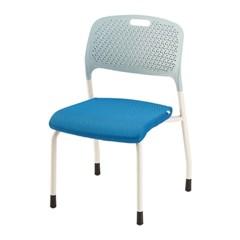 생활지음 큐비에어 학생용 사무용 의자 컬러 글라이드형 33U