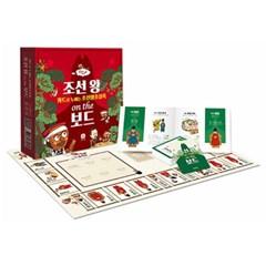 조선 왕 온 더 보드 : 카드로 누비는 조선왕조실록 상상의집