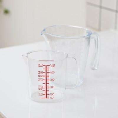 나카야 라면 물 찻 물 계량컵