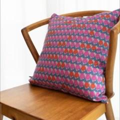 PANSY (Pink) 비비드 클래식 쿠션 50x50_(1422400)
