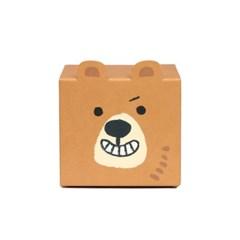 붐붐 사각 상자 (2개)