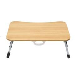 엔조이 접이식 좌식 책상 A-5(우드) 독서 재택근무 테이블