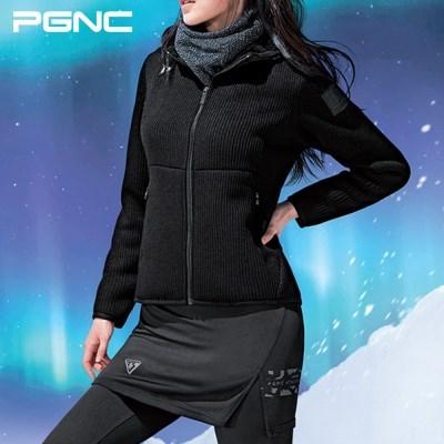 2019 F/W 패기앤코 여성 기모본딩 보아털 자켓 JK-625