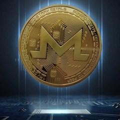 모네로코인 데코 장식주화 가상암호화폐 Monero coin