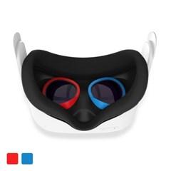 오큘러스 퀘스트2 스크래치 방지 안경 렌즈 보호링