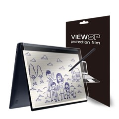 뷰에스피 갤럭시북 프로360 NT950QDY 종이질감 액정보호필름