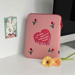 unbirthday/tulip pad pouch (S/L)
