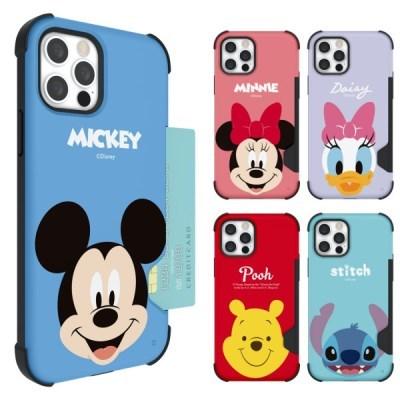 디즈니 페이스 콤보 카드 케이스 아이폰_(3060893)