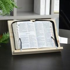 에이스독서대 원목 성경독서대
